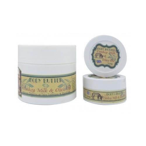 Kollectiva Body Butter with Donkey Milk Mini Travel size (75ml)