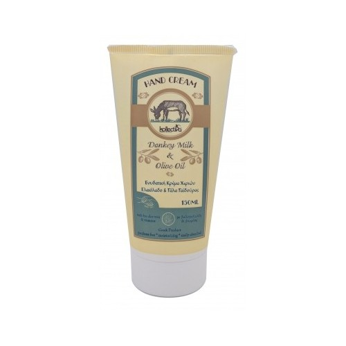 Hand cream with donkey milk Kollectiva (150ml)
