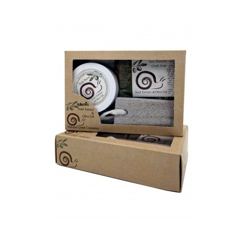 Gift Set Snail Extract Kollectiva