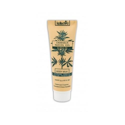 Kollectiva Body Milk with Cannabis Sativa Seed (Hemp oil) 100ml