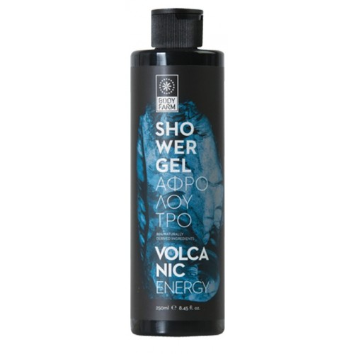 SHOWER GEL VOLCANO BODYFARM (250ml e 8.45 fl oz)
