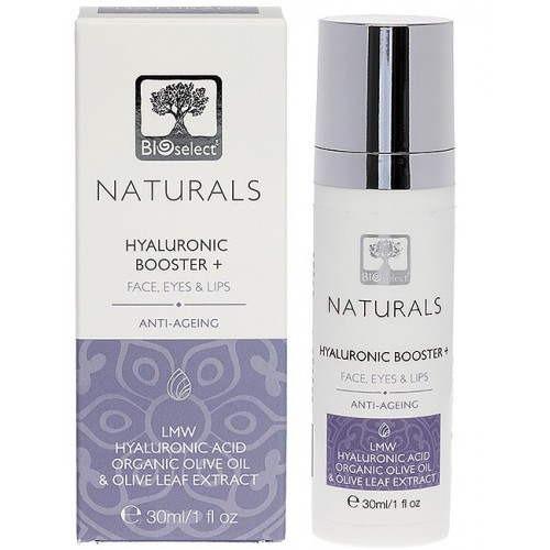 Hyaluronic Booster Bioselect Naturals 30ml