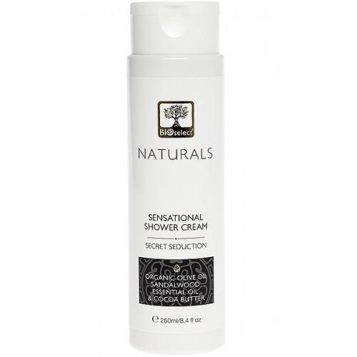 Sensational Shower Cream Secret Seduction Bioselect Naturals 250ml