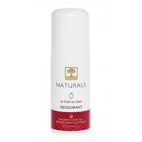 Natural deodorant Pomegranate Bioselect Naturals 50ml 1.6 fl.oz