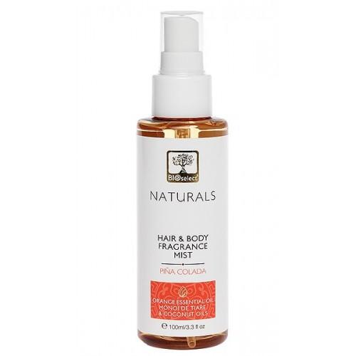 Hair & Body Mist Pina Colada Bioselect Naturals 100ml 3.3fl.oz