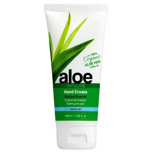 ALOE HAND CREAM NATULINE 100ml e / 3.38 fl oz