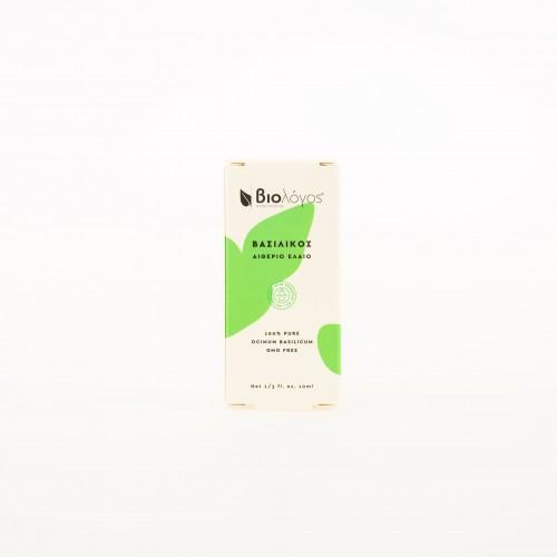 BASIL ESSENTIAL OIL BIOLOGOS (10ml)