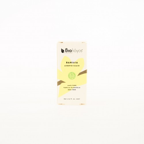 VANILLA ESSENTIAL OIL BIOLOGOS (10ml)