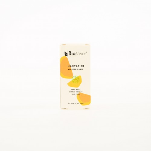 TANGERINE ESSENTIAL OIL BIOLOGOS (10ML)