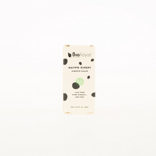 BLACK PEPPER ESSENTIAL OIL BIOLOGOS (10ML)