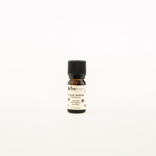 BLACK PEPPER ESSENTIAL OIL BIOLOGOS (10ML)