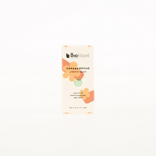 SANDALWOOD ESSENTIAL OIL BIOLOGOS(10ML)