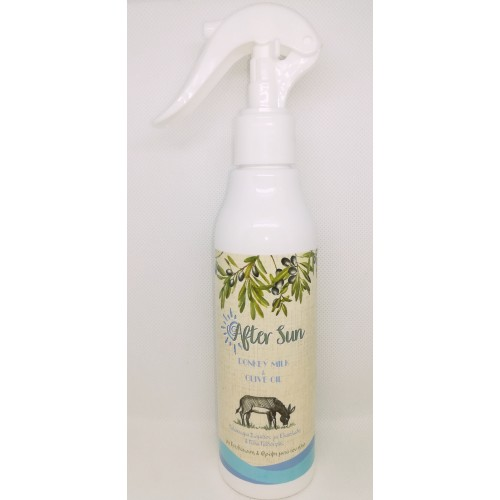 After sun with Donkey milk and Olive Oil Kollectiva (200ml)