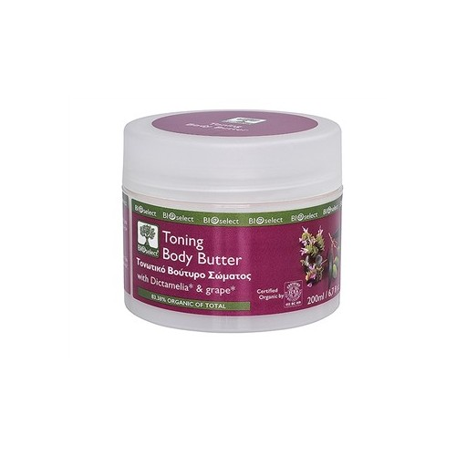 Toning Body Butter Bioselect (200ml)