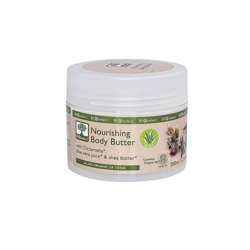 Nourishing Body Butter Bioselect (200ml)