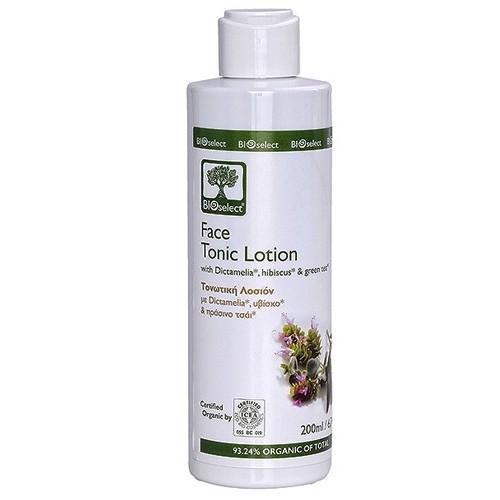 Face Tonic Lotion Bioselect Organic 200ml