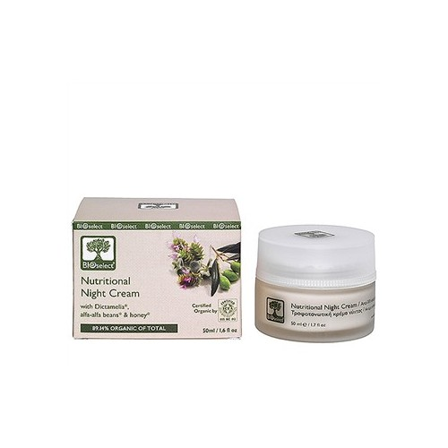 Nutritional Night Cream Bioselect (50ml)