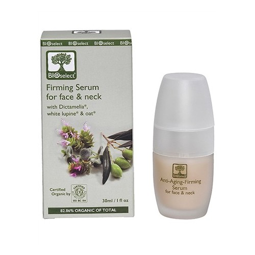 Firming Serum for Face and Neck Bioselect (30ml, 1 fl oz)