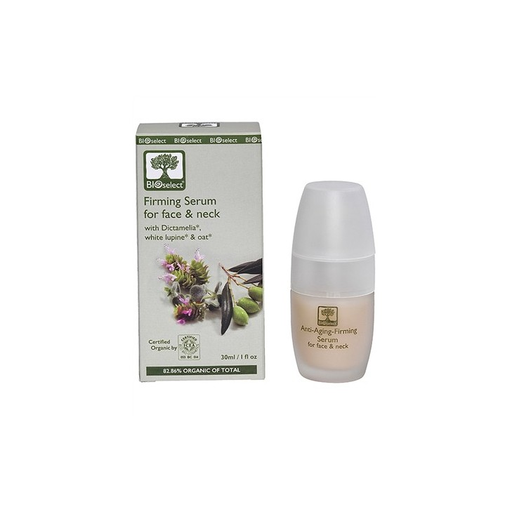 Firming Serum for Face and Neck Bioselect (30ml)