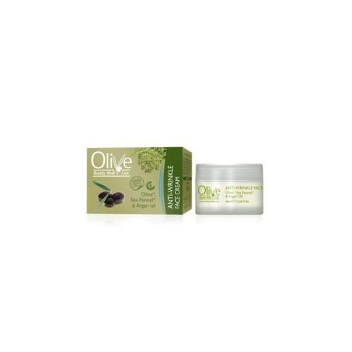 Anti Wrinkle Face Cream Olive Beauty Medi Care - Minoan Life 50ml