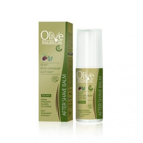 After Shave Balm Olive - Minoan Life (50ml 1.69 fl oz)