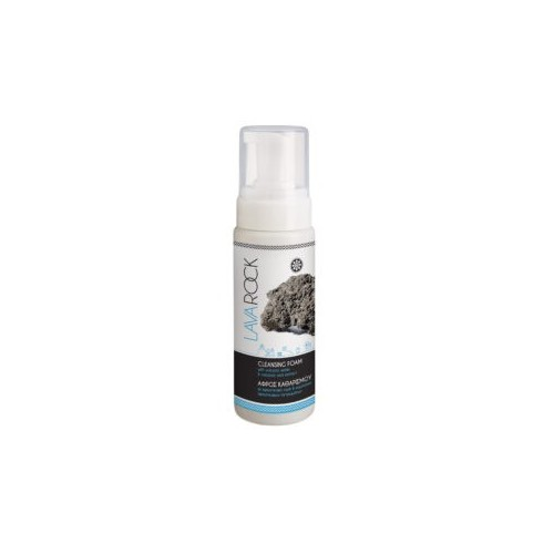 Cleansing Foam with Volcanic Water and Volcanic Rock Extract Lavarock (150ml)