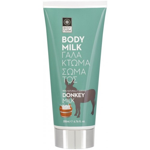 Body Milk with Donkey Milk Bodyfarm (250ml, 8.45 fl.oz)