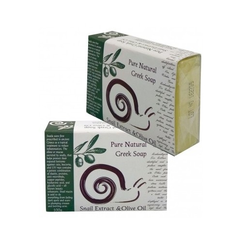 Pure Soap with Snail Extract Kollectiva (100g)