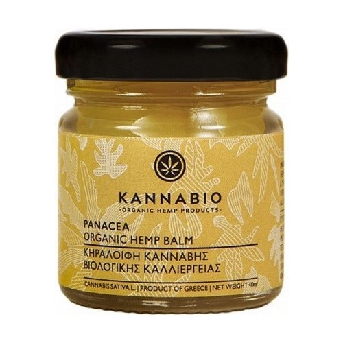 Kannabio Hemp Beeswax Panacea (40ml)