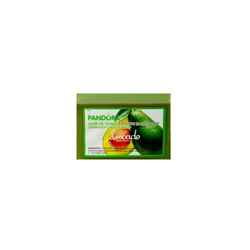 Olive Oil Soap - Avocado Pandora (100gr, 3.5fl.oz)