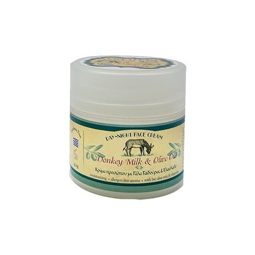 Kollectiva 24 Hour Face Cream with Donkey Milk and Olive Oil (50ml)