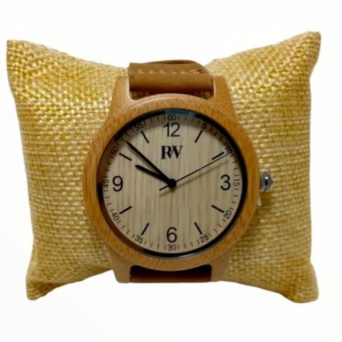 Wooden Wrist Watch Bamboo Rizes