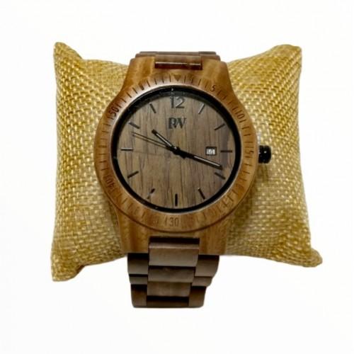 Wooden Wrist Watch All Sandalwood for Men Rizes