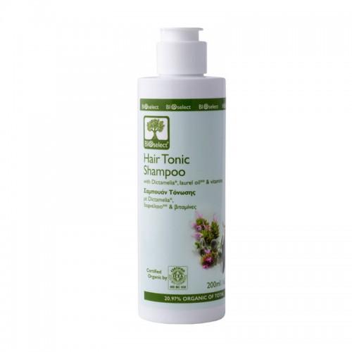 Hair Tonic Shampoo with Dictamelia Bioselect Organic (200ml)