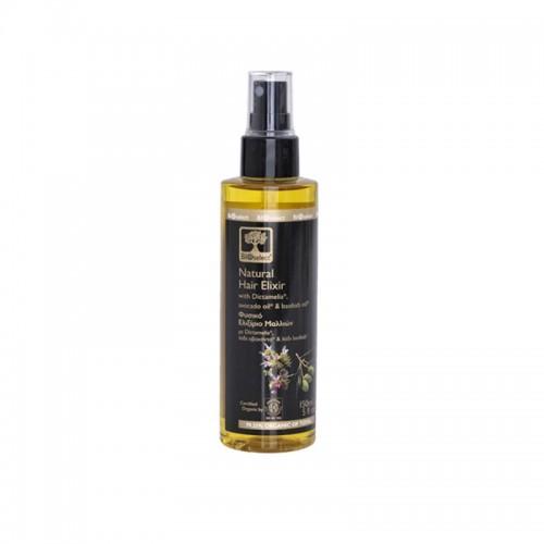 Natural Hair Elixir Bioselect Organic 150ml