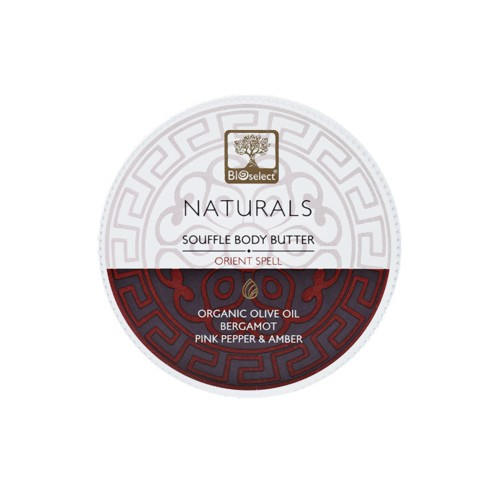 Souffle Body Butter -Hands, Feet and Body - Orient Spell Bioselect Naturals 200ml