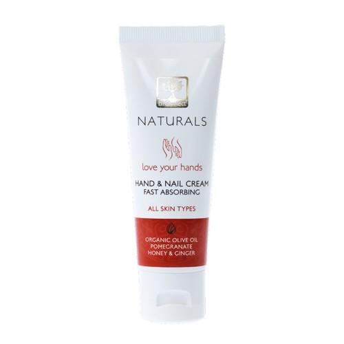 Hand and Nail Cream Bioselect Naturals 50ml